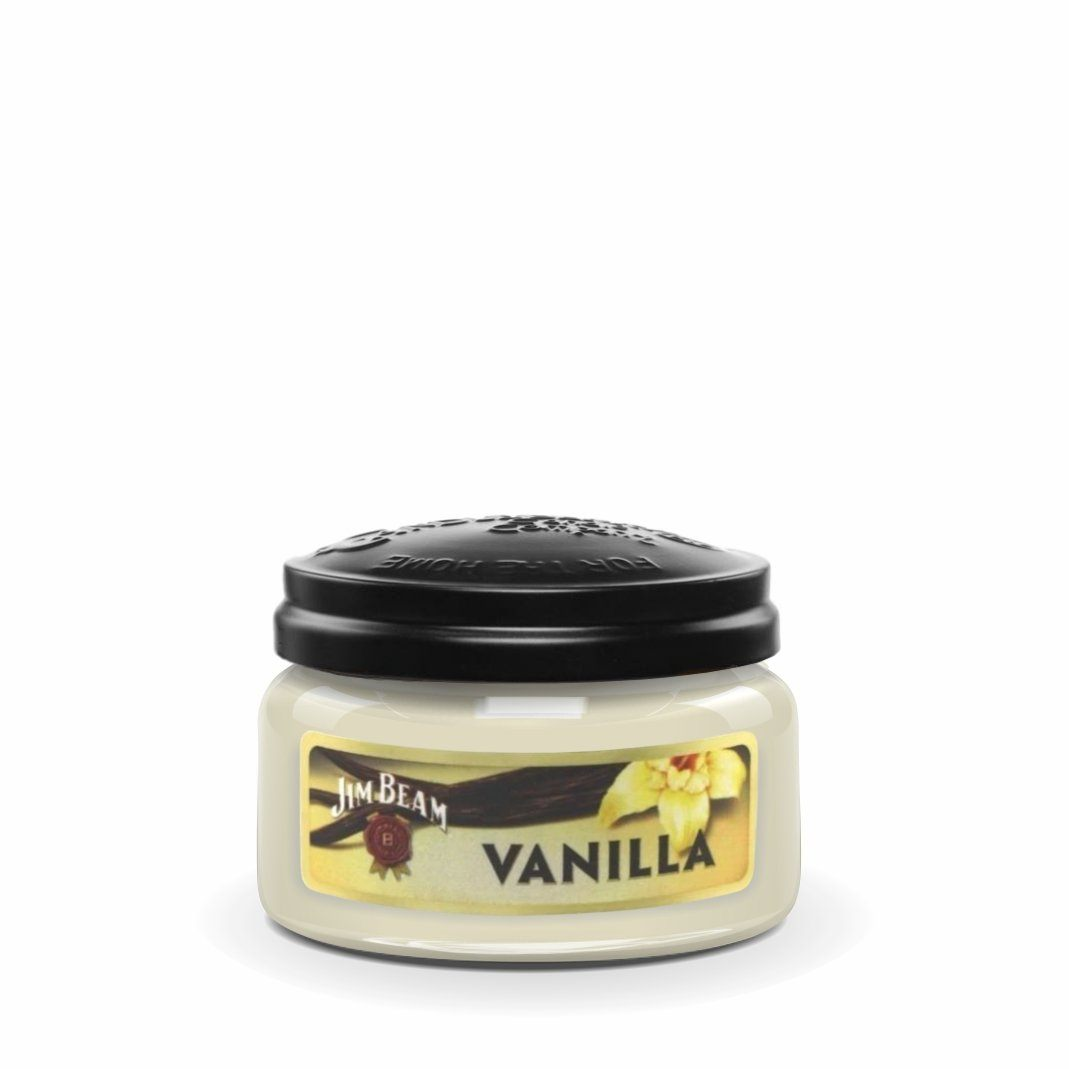 Jim Beam Vanilla®, 10 oz. Jar, Scented Candle Jim Beam, 10 oz. Small Jar Candle The Candleberry Candle Company
