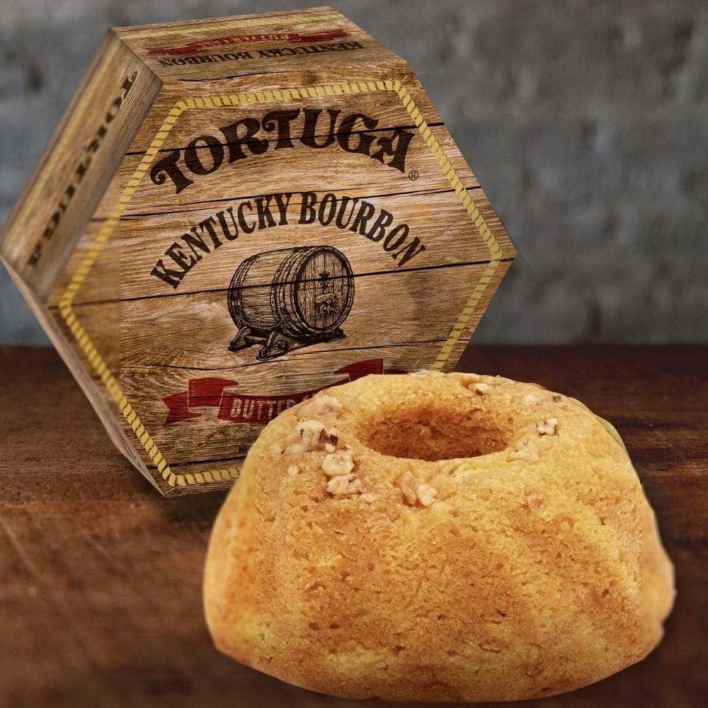 Tortuga® Kentucky Bourbon Butter Cake (16oz) Tortuga Kentucky Bourbon Butter Cake (16oz) Tortuga®