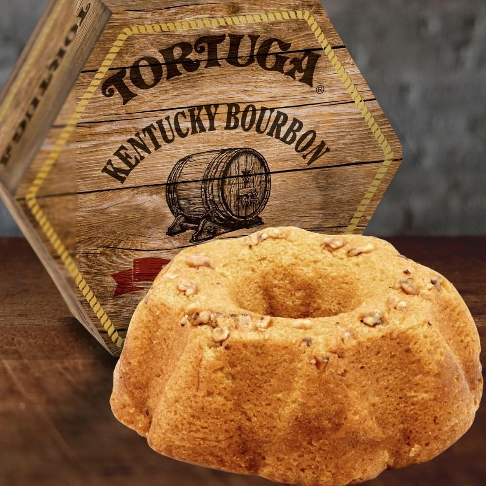 Tortuga® Kentucky Bourbon Butter Cake (32oz) Tortuga Kentucky Bourbon Butter Cake (32oz) Tortuga®
