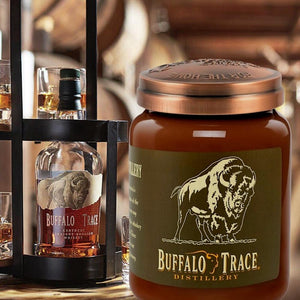 Buffalo Trace® Kentucky Bourbon®, 26 oz. Jar, Scented Candle Buffalo Trace, 26 oz. Large Jar Candle The Candleberry Candle Company