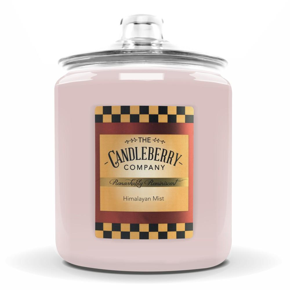 Himalayan Mist™, 160 oz. Jar, Scented Candle 160 oz. Cookie Jar Candle The Candleberry Candle Company