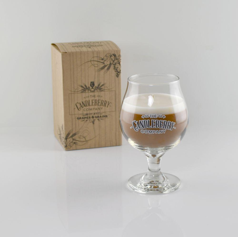 Craft Beer, NEW Candleberry Beer Glass The Candleberry® Candle Company