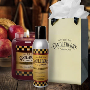 Candleberry Gift Bag Accessories The Candleberry Candle Company