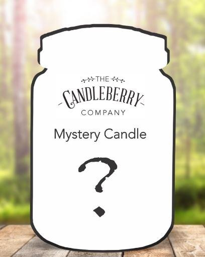 Mystery Candle, 26 oz., Large Jar, Scented Candle 26 oz. Large Jar Candle The Candleberry® Candle Company