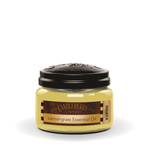 Lemongrass Essential Oil™, 10 oz. Jar, Scented Candle 10 oz. Small Jar Candle The Candleberry Candle Company