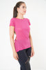Gracie Short Sleeved Top in pink by Melany K London