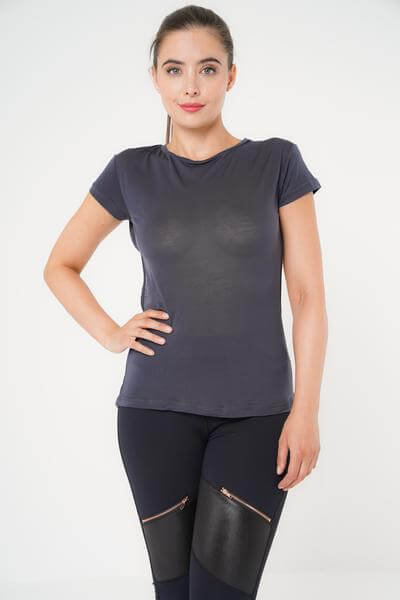 Cassidy Short Sleeved Top