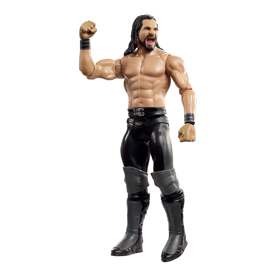 WWE Seth Rollins Top Picks Wrestling Action Figure Mattel