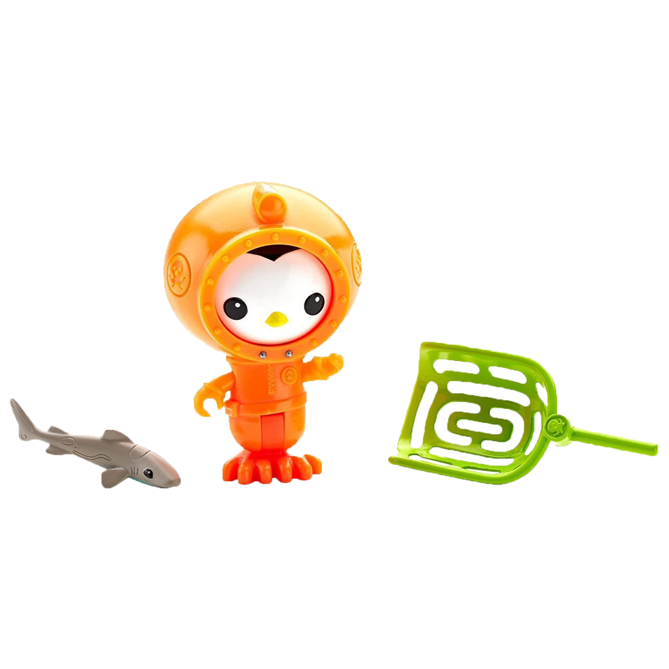 Octonauts Light-up Peso & the Dwarf Lantern Shark