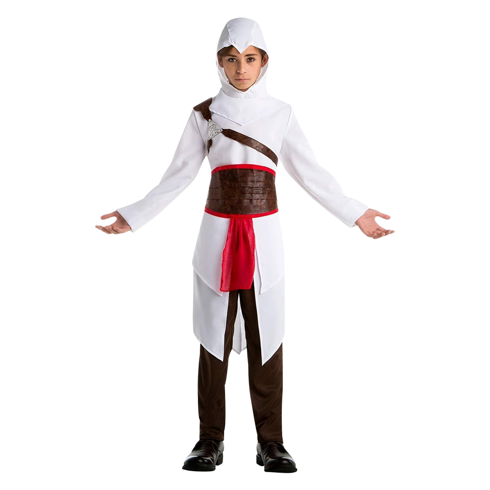 Palamon Assassin's Creed Altair Boys Size M 12/14 Licensed Costume