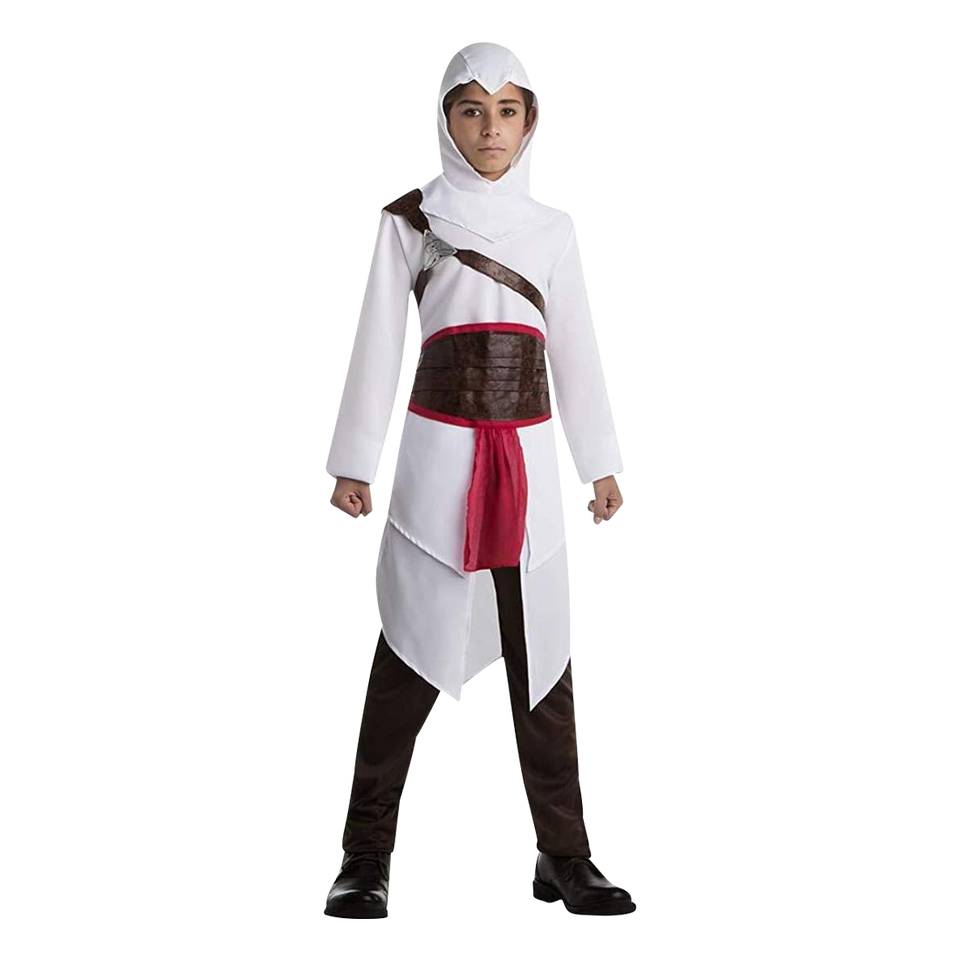 Palamon Assassin's Creed Altair Boys size L 14/16 Licensed Costume
