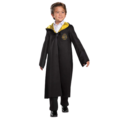 Harry Potter Hogwarts Robe Classic Kids Costume Accessory - Small (4/6)