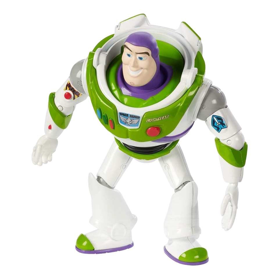 Disney Pixar Toy Story Blast-Off Buzz Lightyear Figure