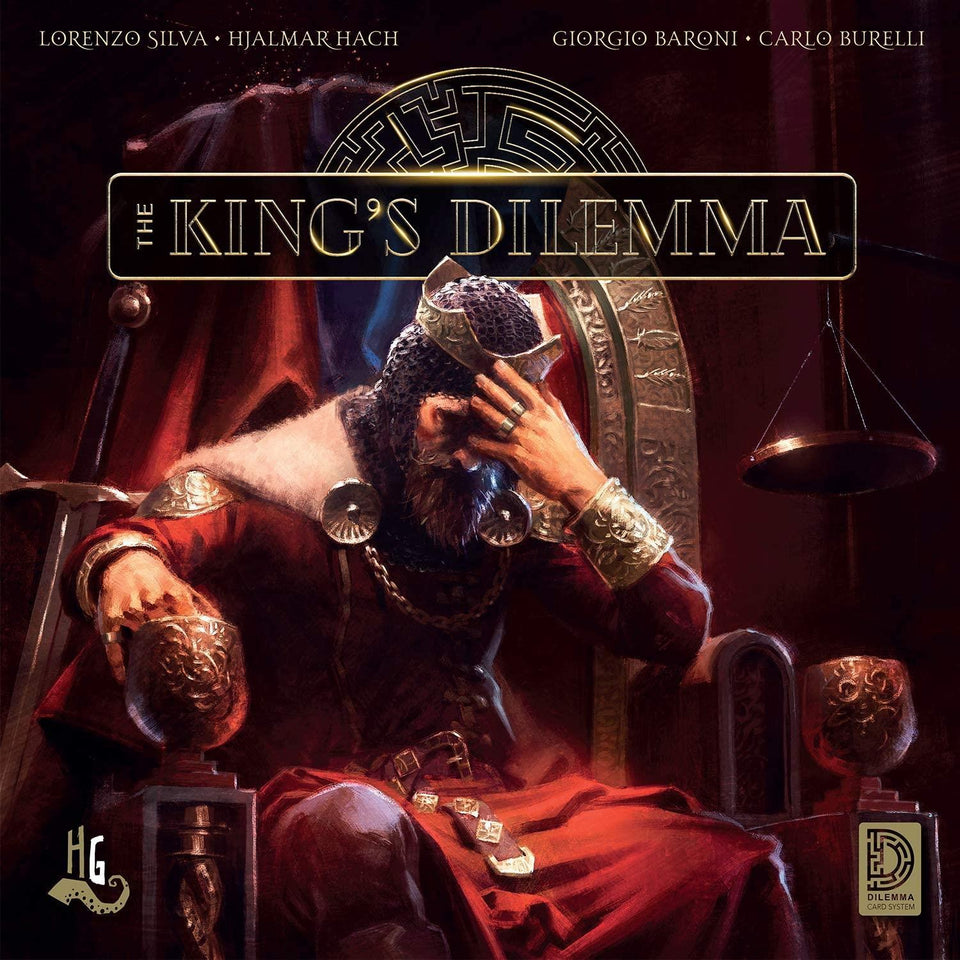 The King's Dilemma Game Kingdom of Ankist Knights Battle Story