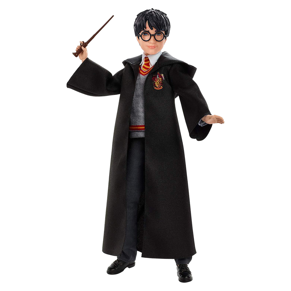 Harry Potter Doll Film-Inspired Collector Hogwarts Wizarding World