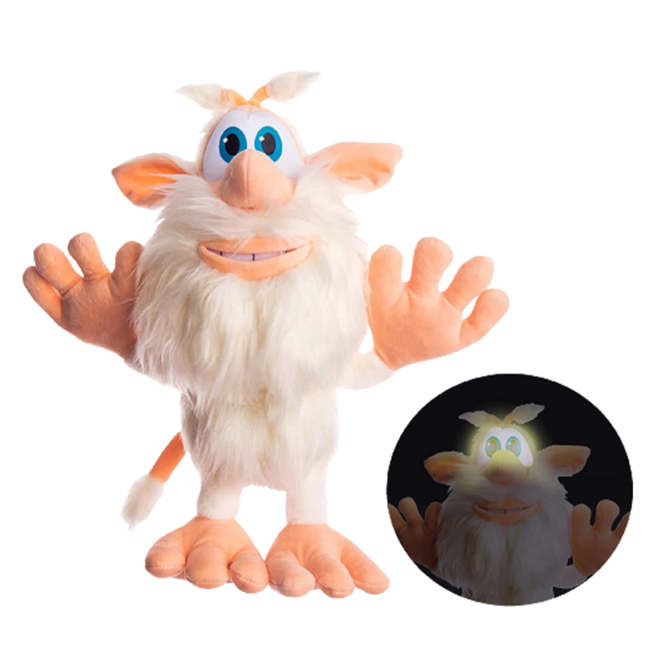 Booba Hobgoblin Plush Doll Night Light Cartoon Huggable Toy