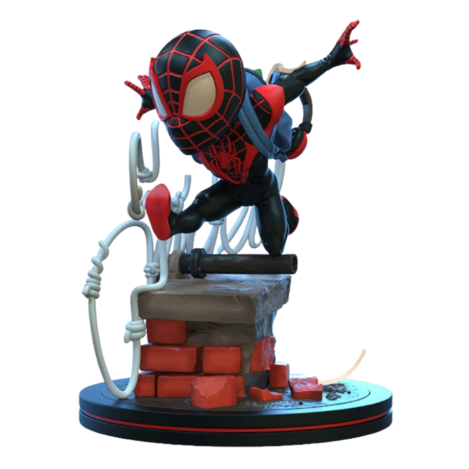 Miles Morales Spider-Man Q-Fig