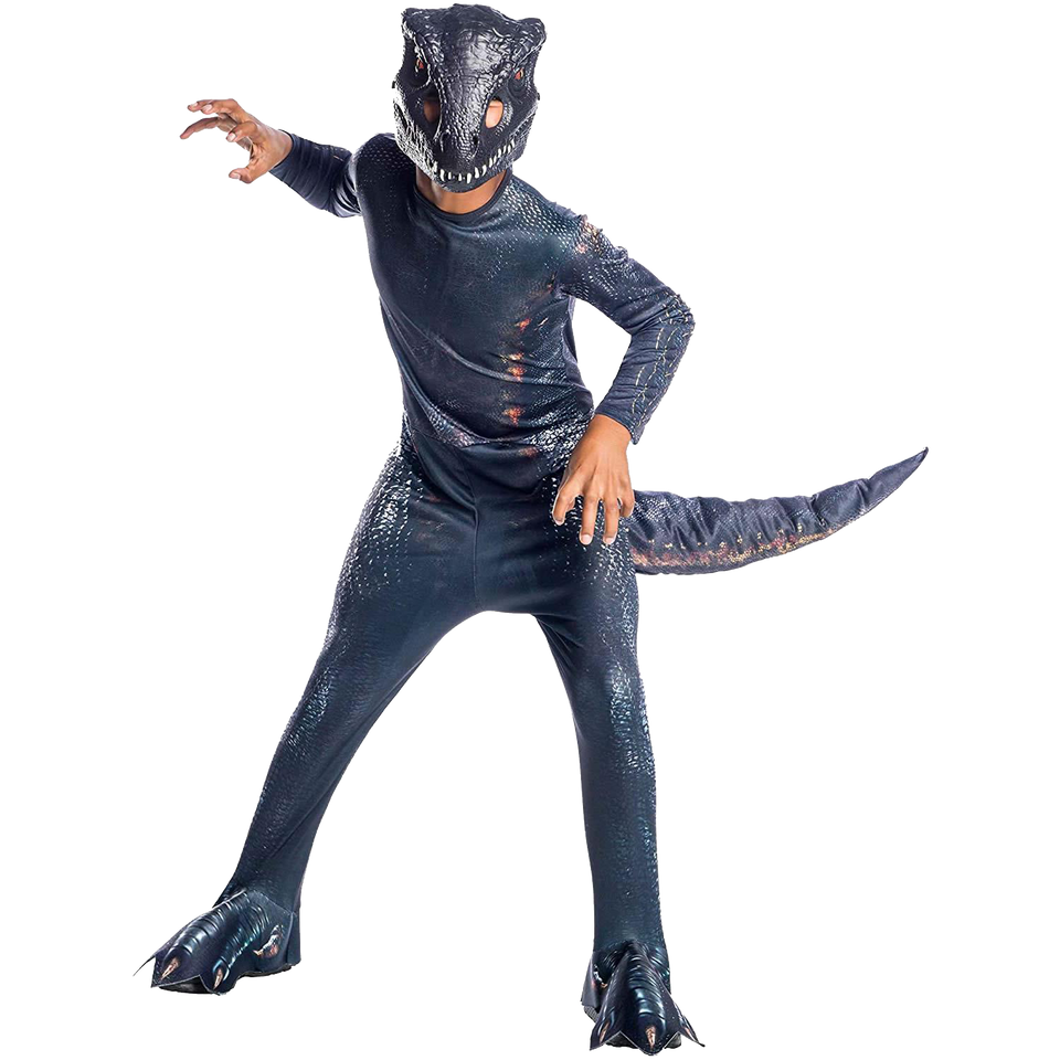 Jurassic World: Fallen Kingdom Indoraptor Boys Costume Licensed - Large (12-14)