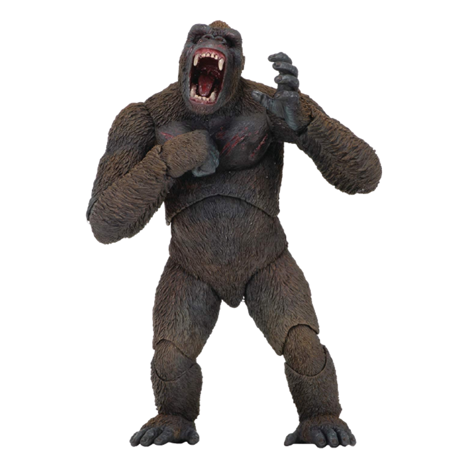 King Kong Articulated Action Figure
