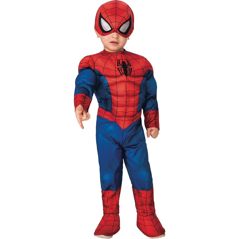 Marvel Super Hero Adventures Spider-Man Deluxe Costume - (2/4)