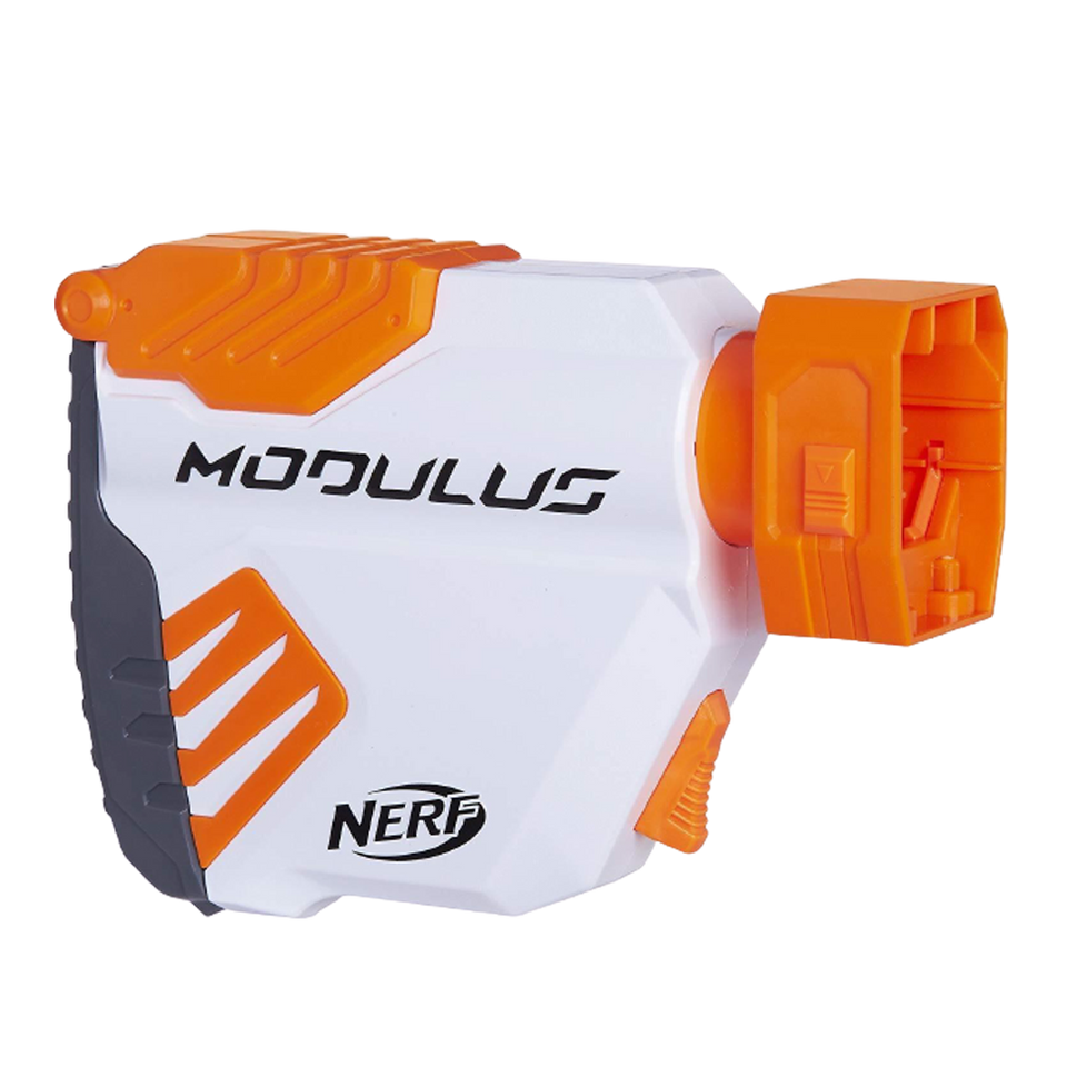 Nerf N-Strike Modulus Storage Stock Extendable Blaster Accessory