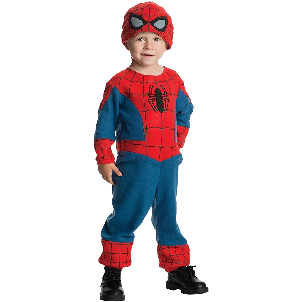 Marvel Ultimate Spider-Man Classic Toddler Licensed Costume  - 2/4
