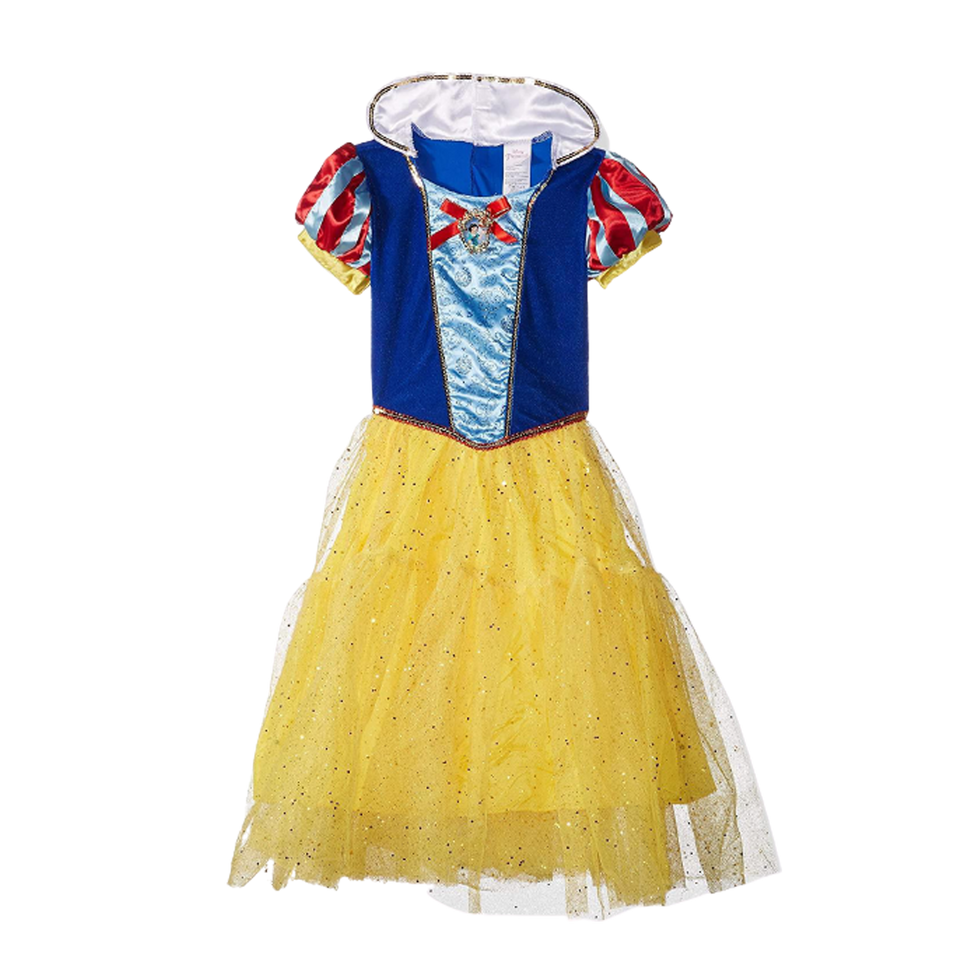 Disney Princess Snow White Deluxe Licensed Girls Costume - Small (4/6)