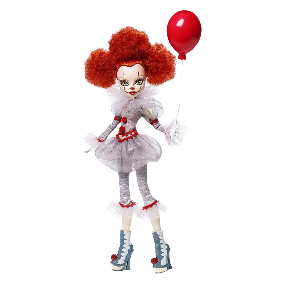 IT Pennywise - Collectible Doll (12-inch)