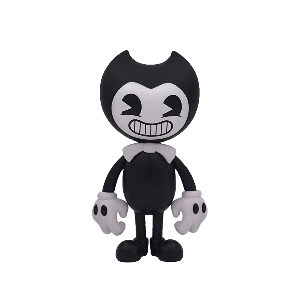 Bendy and The Ink Machine Bendy Vinyl Figure Series 1 Collectible Horror Stylized