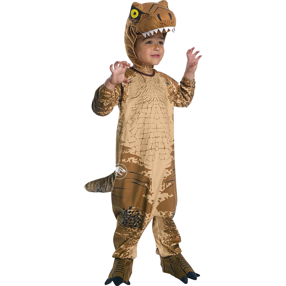 Jurassic World Fallen Kingdom T-Rex Toddler Size Costume - Small (2T)