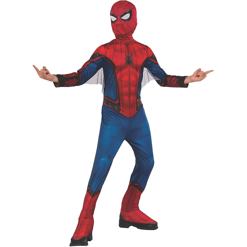 Marvel Spider-Man Far from Home Boys  Licensed Costume - Small (4-6)