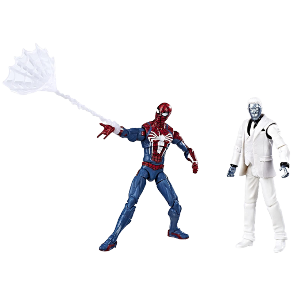 Marvel Gamerverse Spider-Man & Mister Negative 2-Pack Figure Exclusive Set