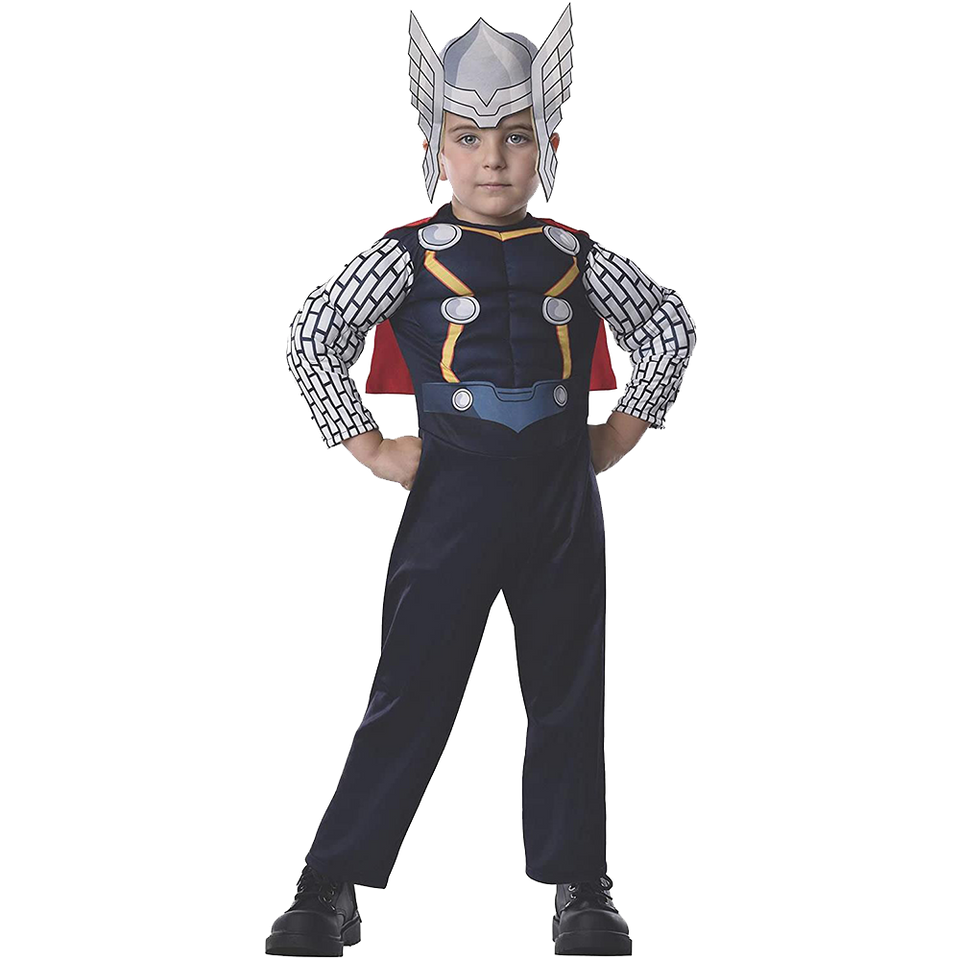 Marvel Thor Super Hero Adventure's Muscle Toddler Licensed Costume - (2/4)