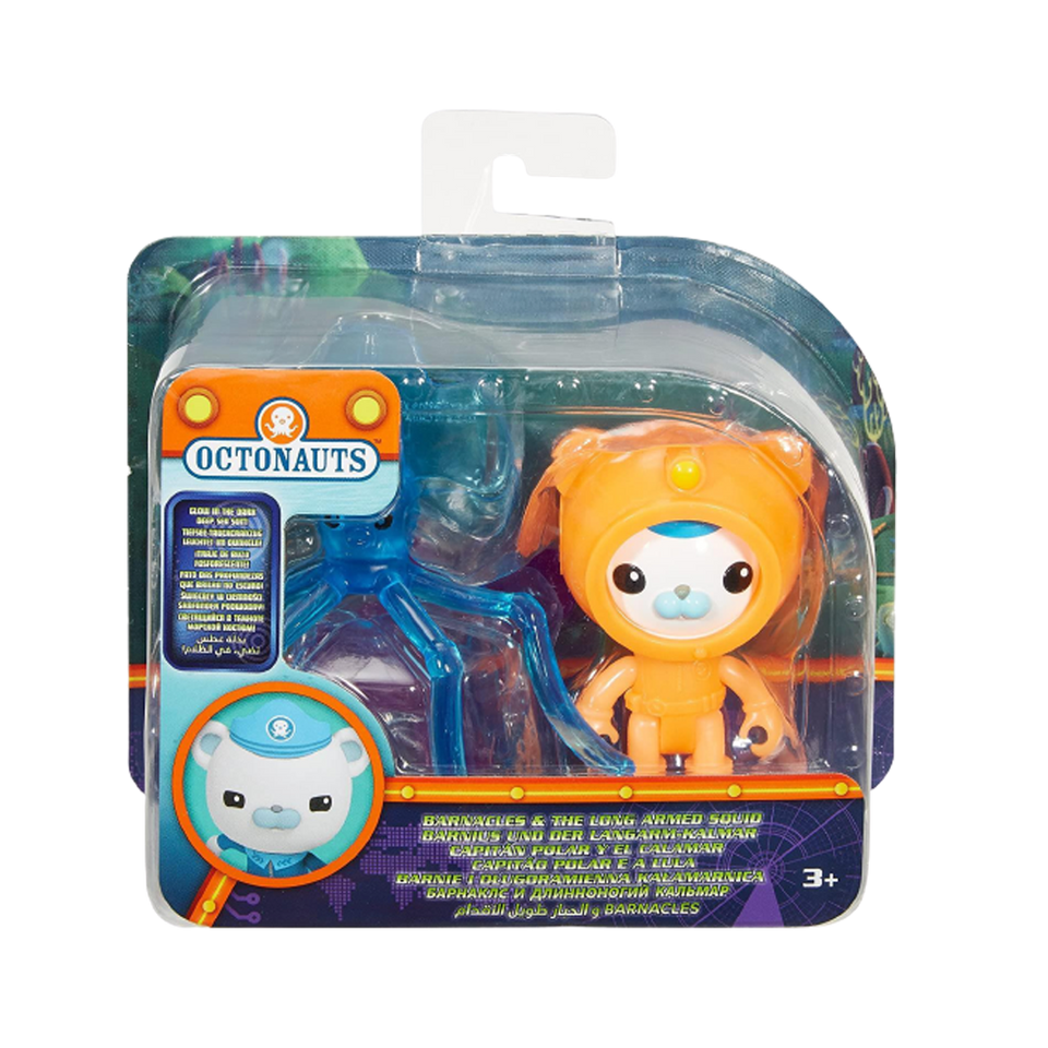 Octonauts Barnacles & The Long Armed Squid Set