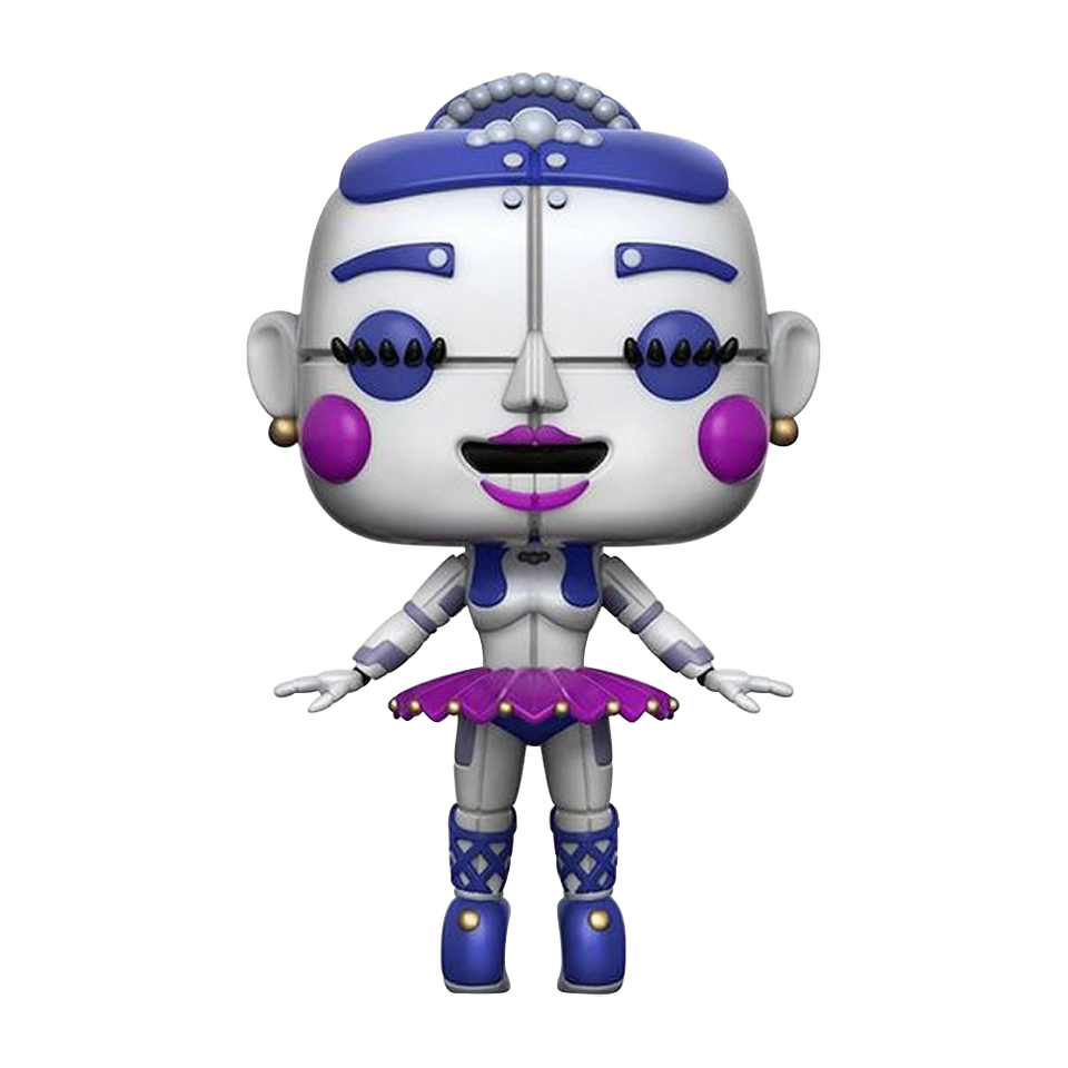 Games Ballora Five Nights at Freddy's Sister Location Figure Toy