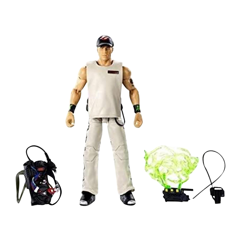 WWE Ghostbusters Elite Shawn Michaels Wrestling Action Figure Mattel