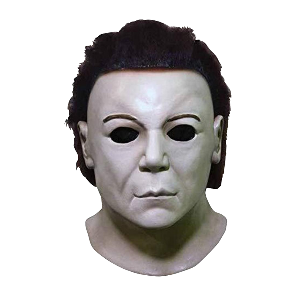 Halloween 8 Resurrection Mask Licensed Movie Costume Accessory Trick Or Treat Studios