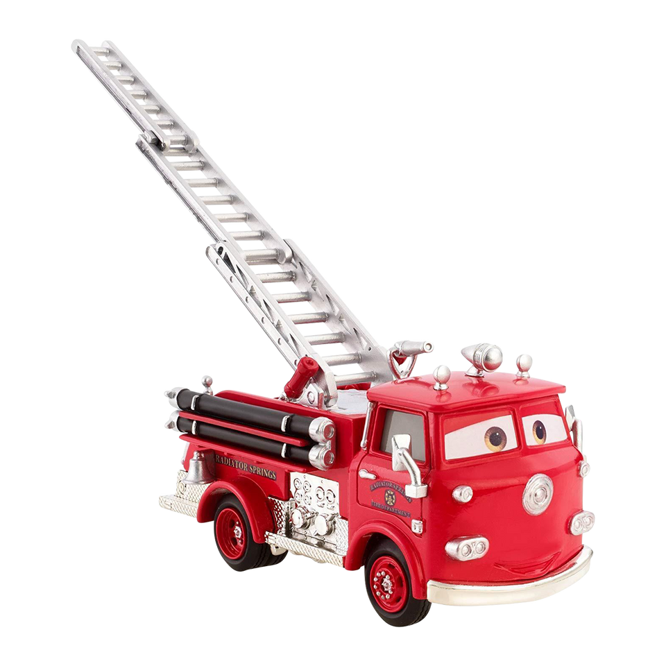 Pixar Cars 3 Red Fire Truck Disney Precision Series Mattel FBY93