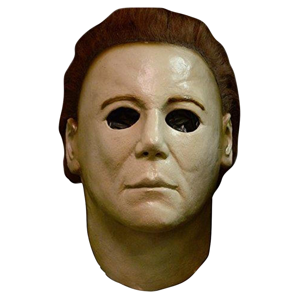 Halloween H2O Michael Myers Mask Mabry 7th Sequel Movie Trick Or Treat Studios