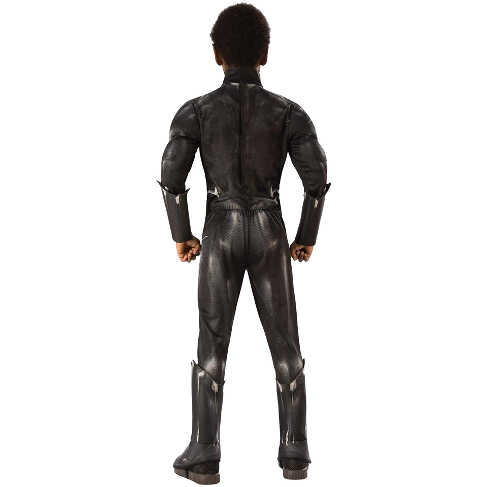 Marvel Black Panther Deluxe Boys Licensed Costume - Large (12-14)