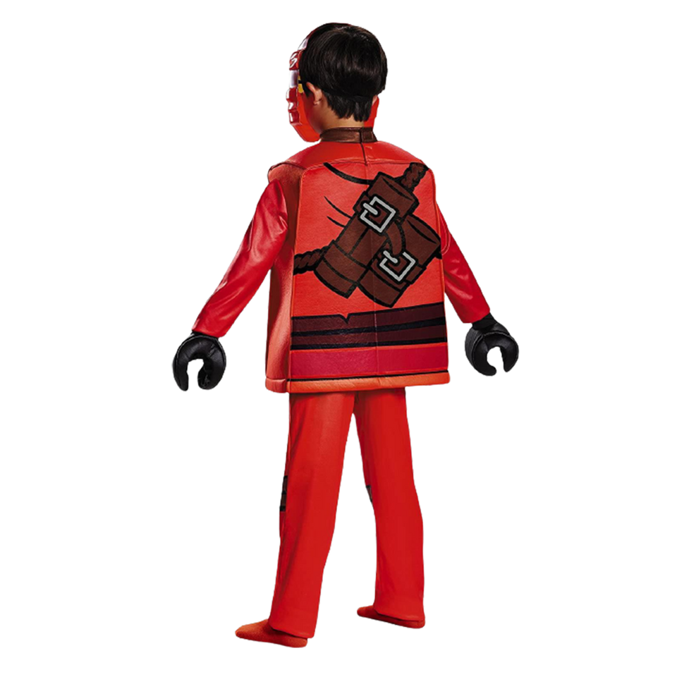 Ninjago Lego Kai Deluxe Officially Licensed Costume - Large (10/12)