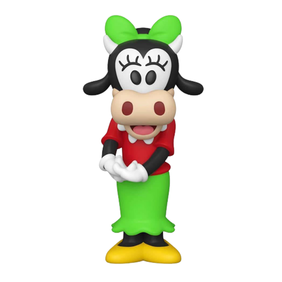 Funko Soda Disney Clarabelle Cow Mickey Mouse Friends Figure Collectible