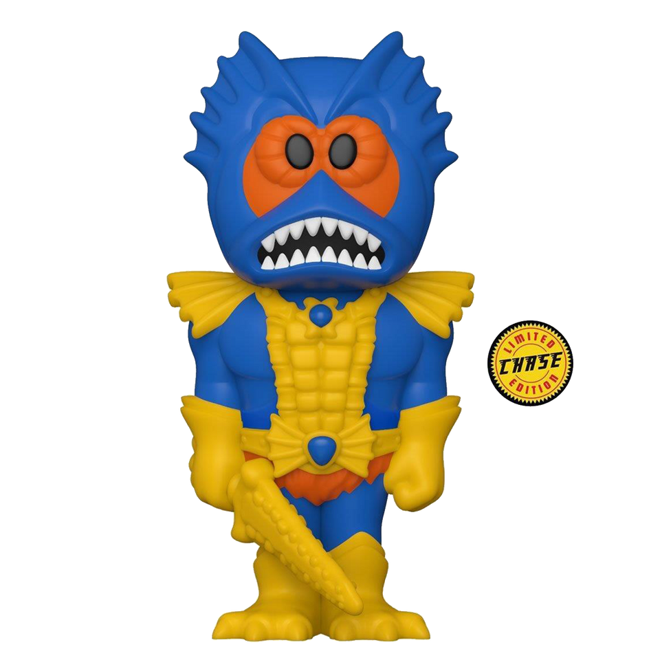 Soda Mer-Man Masters of the Universe Limited Edition Figure