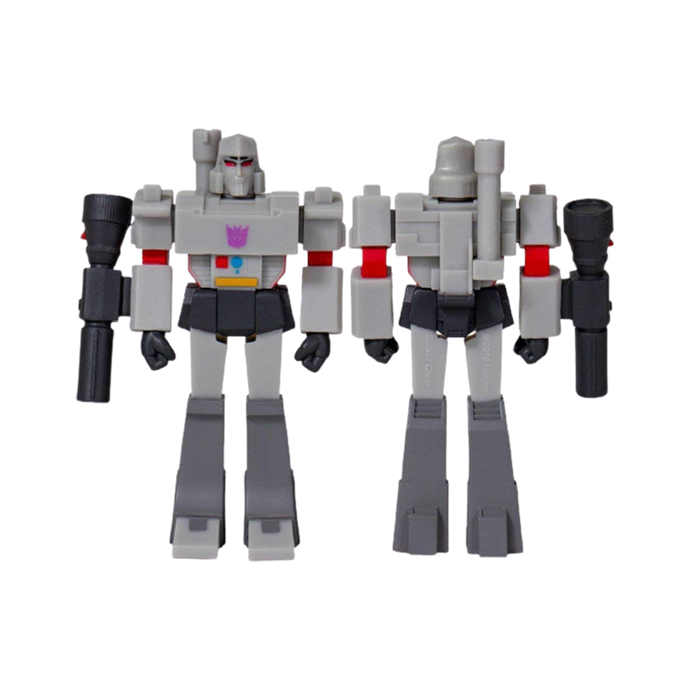 Transformers Megatron Reaction Figure - Articulated (Retro)