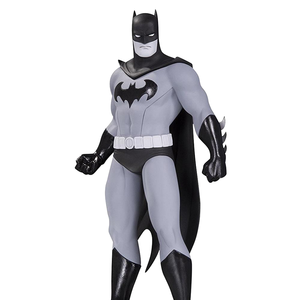 Batman by Amanda Conner Statue Black/White Collectible Figure