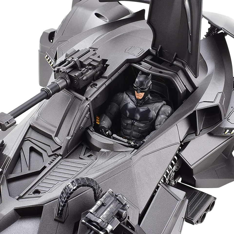 Justice League Batmobile & Batman RC Vehicle