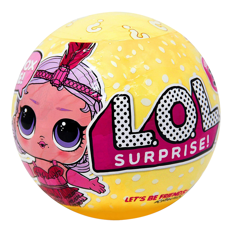 L.O.L. Surprise! Series 3 Wave 1 Big Sister Exclusive Limited