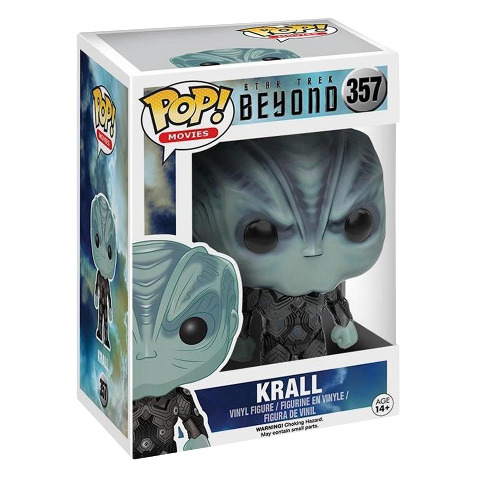 Funko POP Star Trek Beyond Krall Collectible Bobble Figure Vinyl 10496