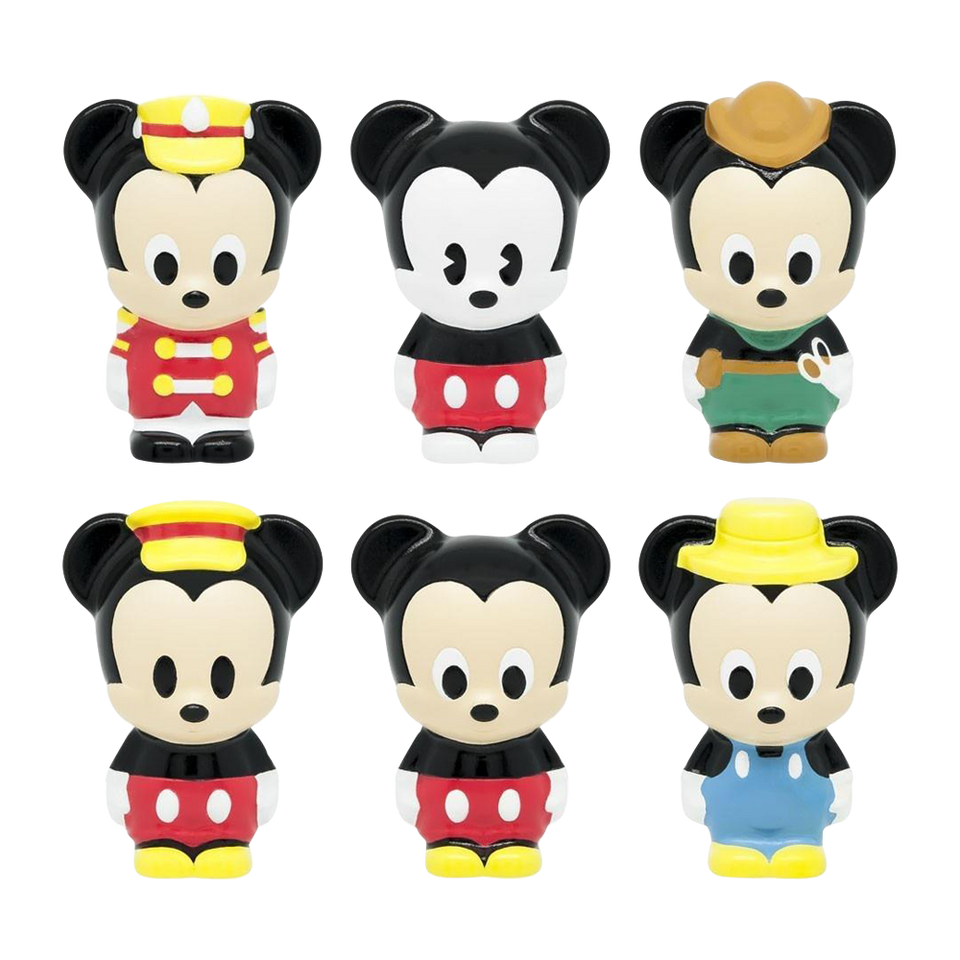 Mashems Marshmallows Mickey Mouse 3-Pack Disney Series 1 Squeezable