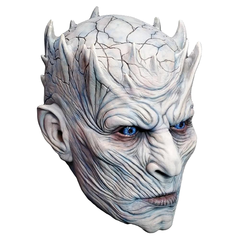 Game of Thrones: Night's King Mask Officially Licensed HBO Costume GOT Trick Or Treat Studios